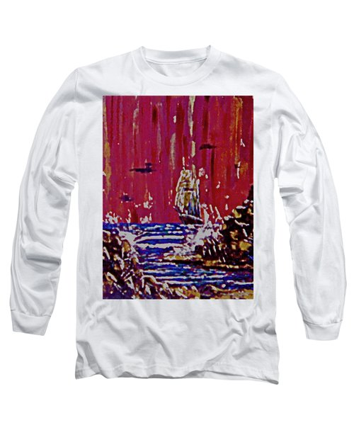 Disaster On The Reef Long Sleeve T-Shirt