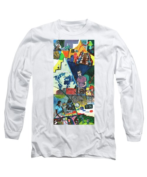 Disparity Long Sleeve T-Shirt