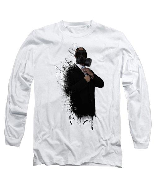 Dissolution Of Man Long Sleeve T-Shirt