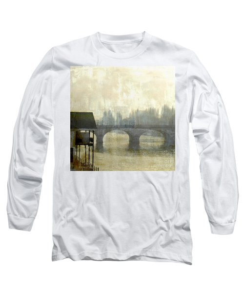 Dissolving Mist Long Sleeve T-Shirt