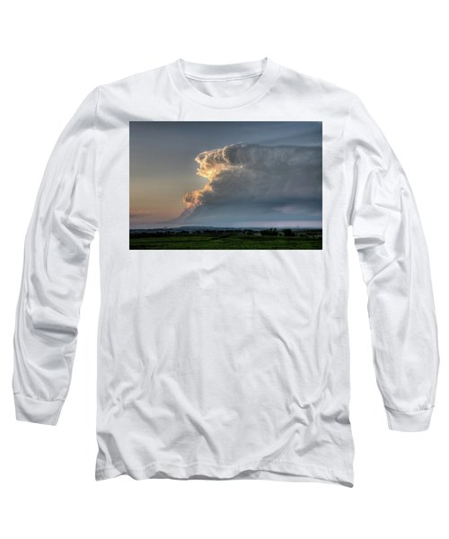 Distant Thunderstorm Long Sleeve T-Shirt