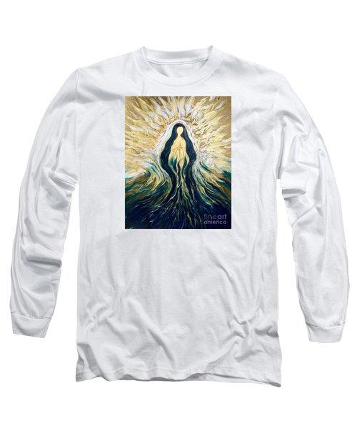 Divine Mother Long Sleeve T-Shirt