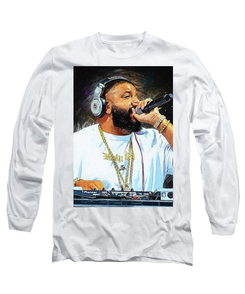 Dj Khaled Long Sleeve T-Shirt