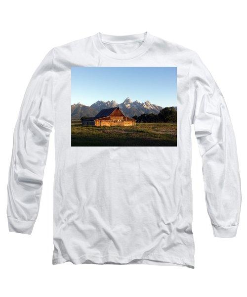 Dnrd0104 Long Sleeve T-Shirt
