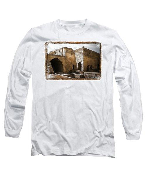 Do-00422 St Gilles Citadelle Long Sleeve T-Shirt