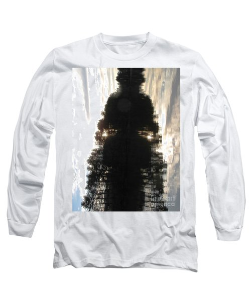 Long Sleeve T-Shirt featuring the photograph Do You See? by Melissa Stoudt