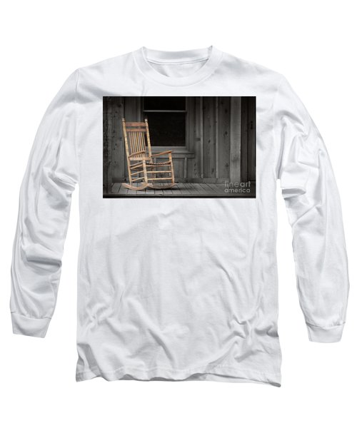 Dock Chair Long Sleeve T-Shirt