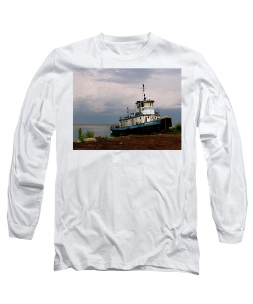 Docked On The Shore Long Sleeve T-Shirt