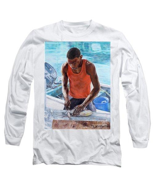 Dockside Long Sleeve T-Shirt