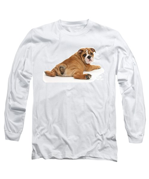 Does My Bum Look Big In This? Long Sleeve T-Shirt