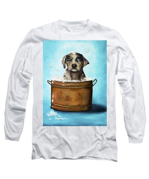 Dog N Suds Long Sleeve T-Shirt