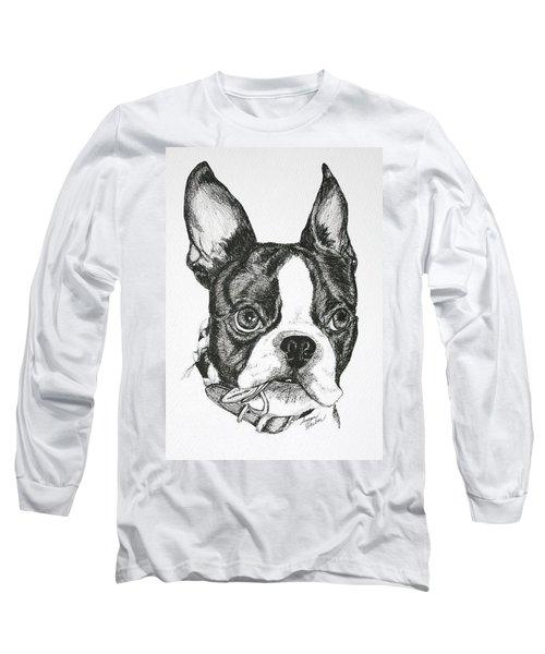 Dog Tags Long Sleeve T-Shirt