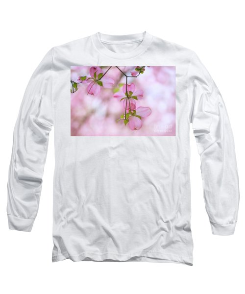 Dogwood Sunset Long Sleeve T-Shirt