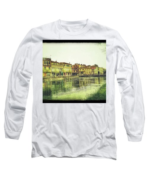 Dolo In The Morning Long Sleeve T-Shirt