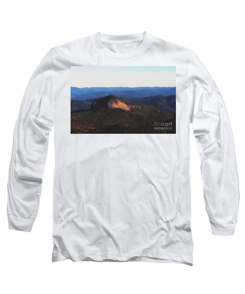 Dome Top Long Sleeve T-Shirt by Debra Crank