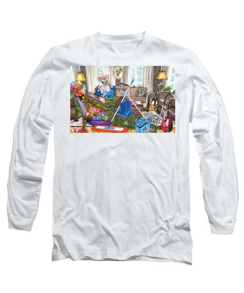 Domestic Abuse Long Sleeve T-Shirt