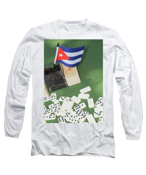 Dominoes  Long Sleeve T-Shirt