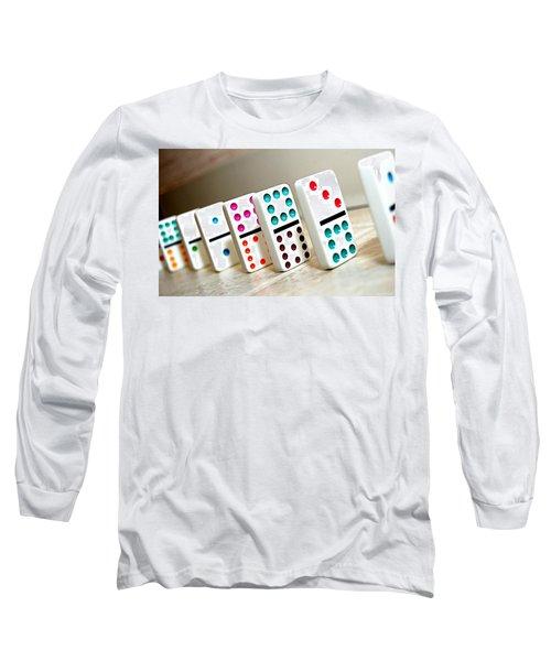 Dominos Long Sleeve T-Shirt
