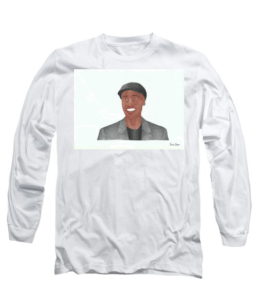 Don Cheadle Long Sleeve T-Shirt