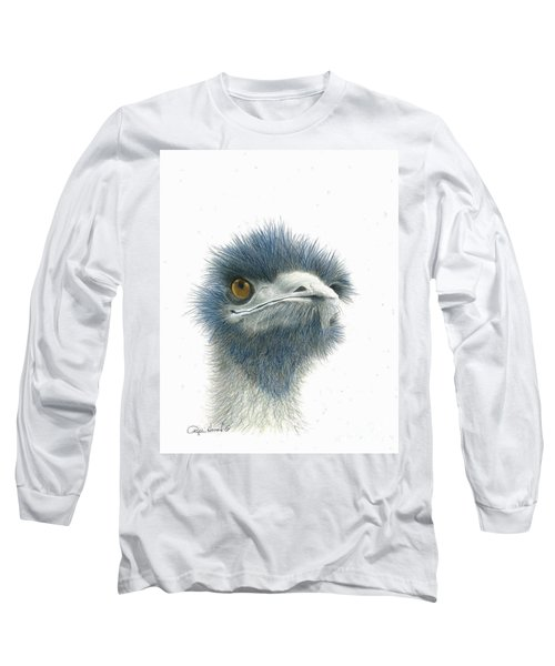 Dont Mess With Emu Long Sleeve T-Shirt