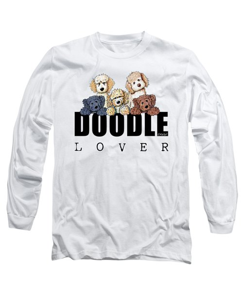 Doodle Lover Long Sleeve T-Shirt