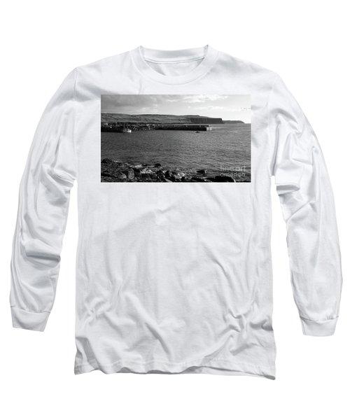 Doolin Harbour Long Sleeve T-Shirt