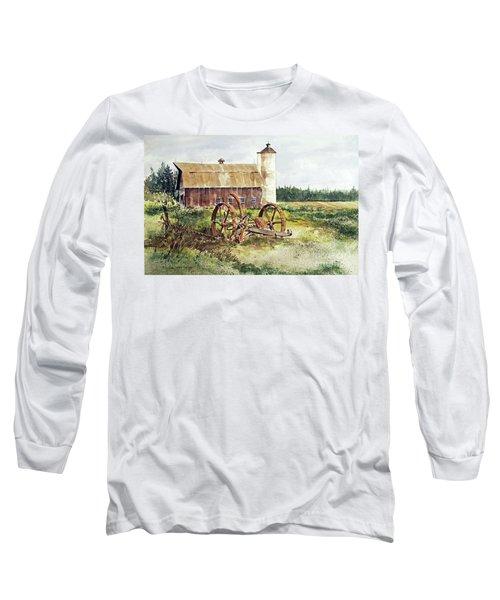Door County Long Sleeve T-Shirt