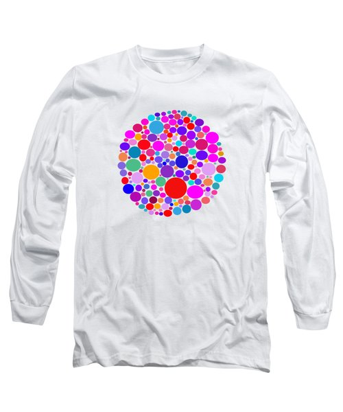 Dots 03 Long Sleeve T-Shirt