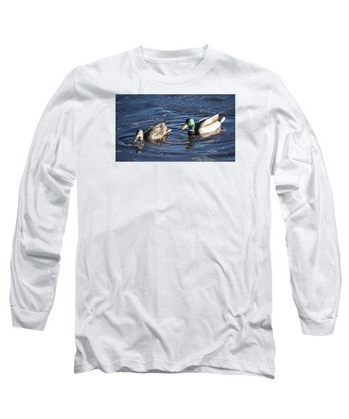 Double Dabblers Long Sleeve T-Shirt