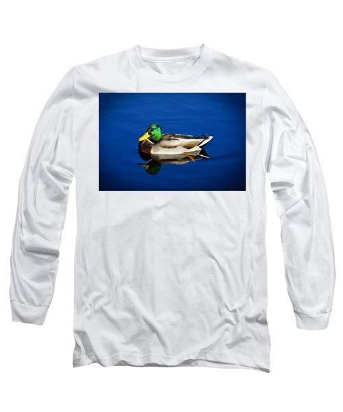 Double Duck Long Sleeve T-Shirt