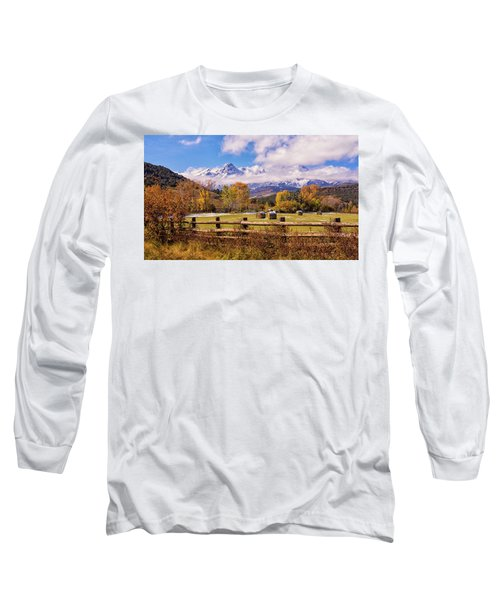 Double Rl Ranch Long Sleeve T-Shirt