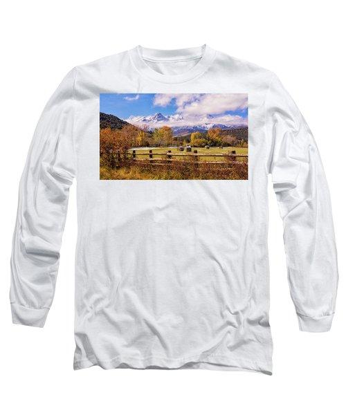 Double Rl Ranch Long Sleeve T-Shirt