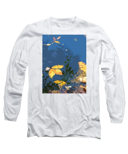 Long Sleeve T-Shirt featuring the photograph Double Trinity by Spyder Webb
