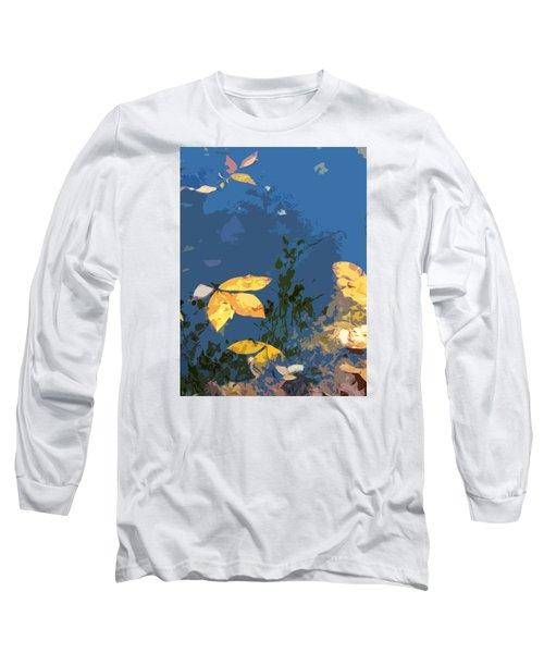 Double Trinity Long Sleeve T-Shirt