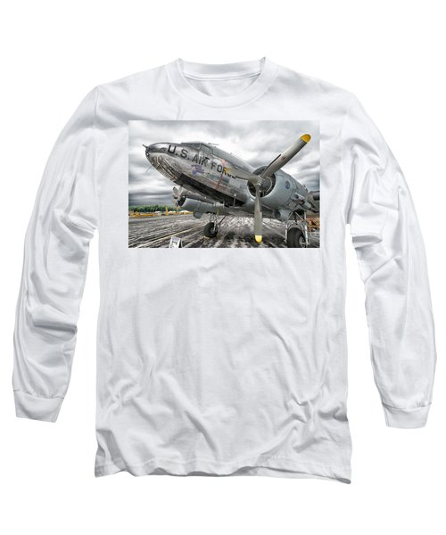 Douglas C-47 Skytrain Long Sleeve T-Shirt