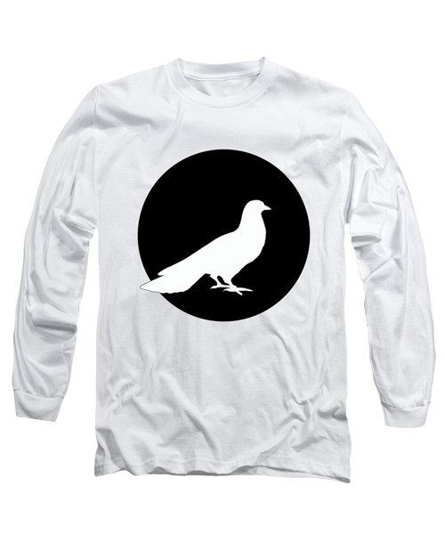 Dove Long Sleeve T-Shirt by Mordax Furittus