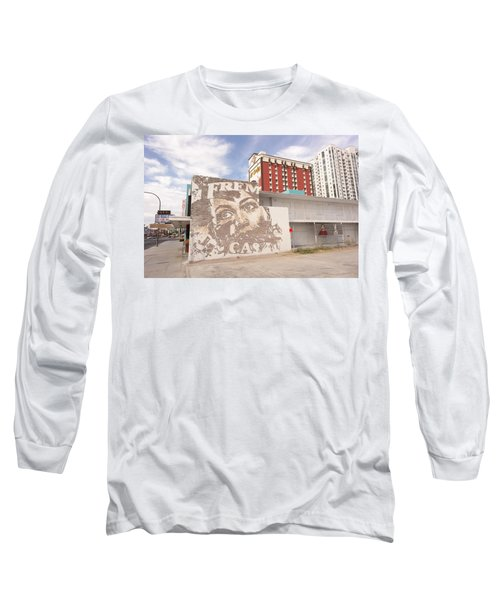 Downtown After Long Sleeve T-Shirt