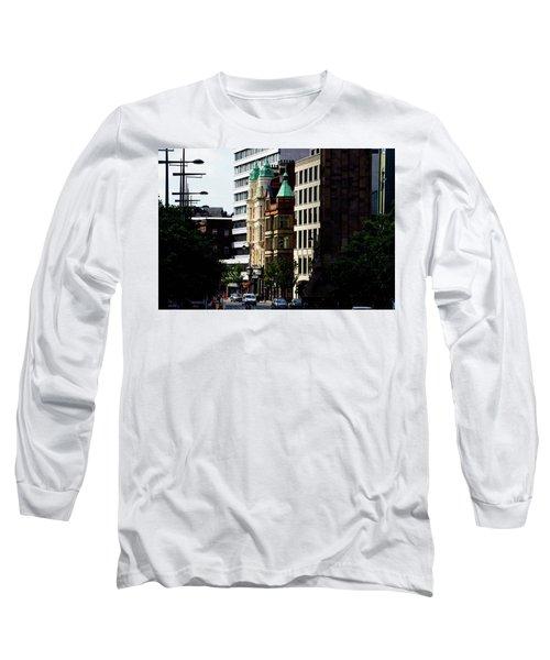 Downtown Belfast Long Sleeve T-Shirt