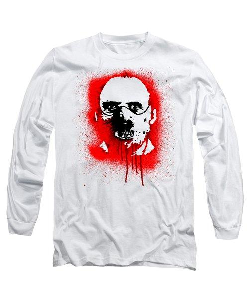 Dr Lector Long Sleeve T-Shirt