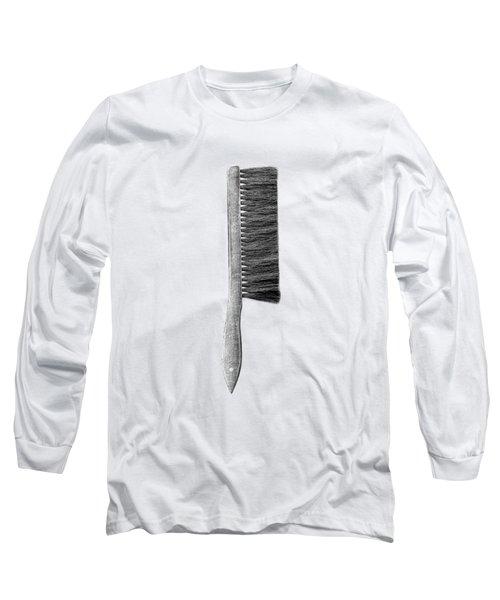 Drafting Brush Long Sleeve T-Shirt
