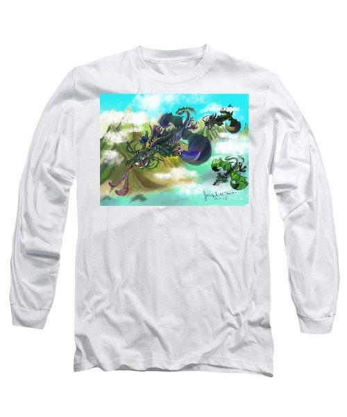 Dragging Around Long Sleeve T-Shirt