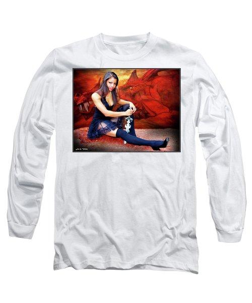 Dragon Dawn Long Sleeve T-Shirt