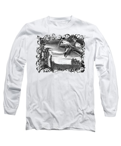 Dragon Whisperer  Long Sleeve T-Shirt