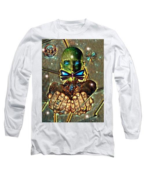 Dragonfly Empath Long Sleeve T-Shirt