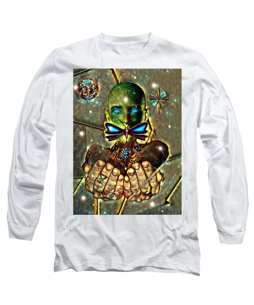 Dragonfly Empath Long Sleeve T-Shirt