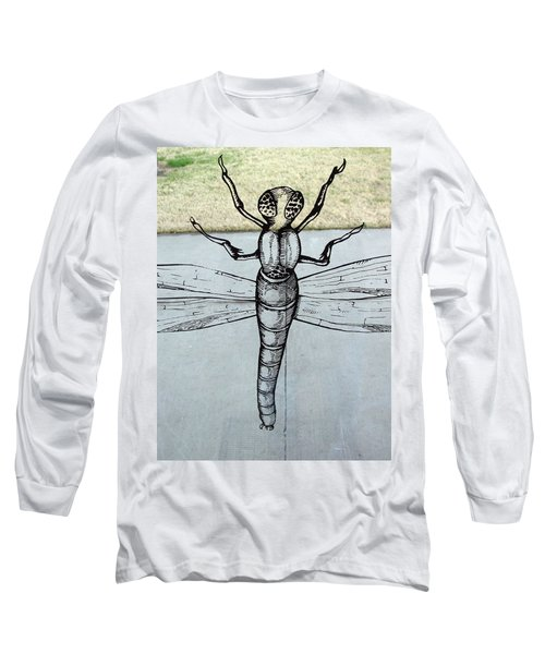 Dragons Fly Long Sleeve T-Shirt