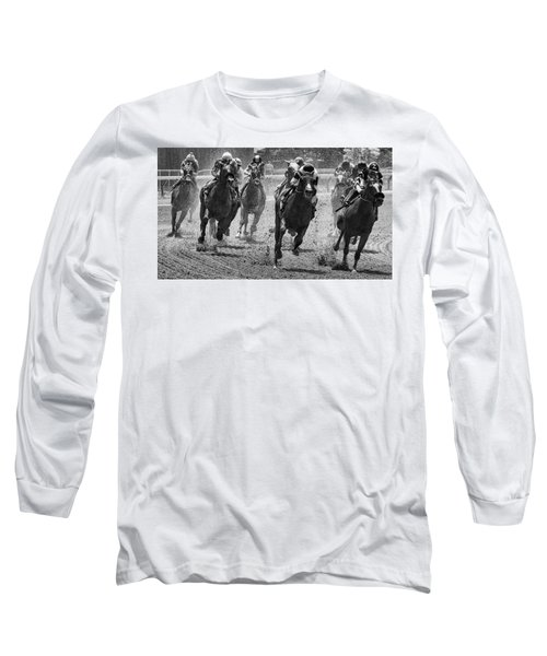 Drama Long Sleeve T-Shirt