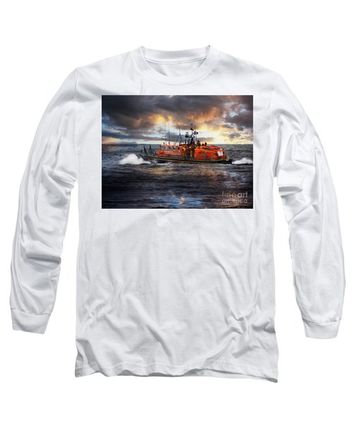 Dramatic Once More Unto The Breach  Long Sleeve T-Shirt