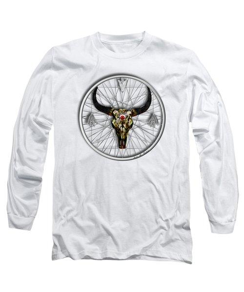 Dream Guardian Long Sleeve T-Shirt by Iowan Stone-Flowers