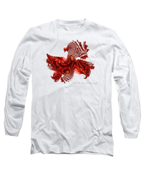 Dreaming Awake Long Sleeve T-Shirt